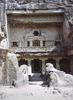 Ellora Cave Temple
