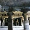 Ellora Cave Two Pillar
