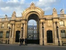Elysee Palace In France