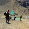 Emerald Lake Hikers - Tongariro Crossing