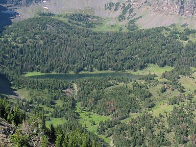 Emerald Lake - Montana
