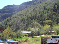 Encinoso Picnic Site