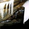 Inside Vikgrotta Cave