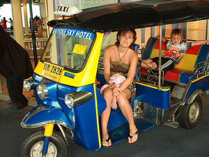 Bangkok Tuk Tuk Small Group Adventure Tour Photos