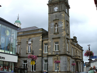 Enniskillen  Registry  Office    Geograph