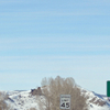 Entering Yampa On Colorado State Highway 131
