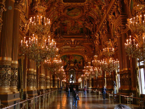 Treasures of the Opera Garnier Tour in Paris Photos