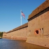Entrance To Fort Pulaski