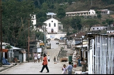 Ermera City Street