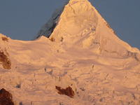 Trekking Cedros Alpamayo