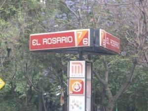 Metro El Rosario
