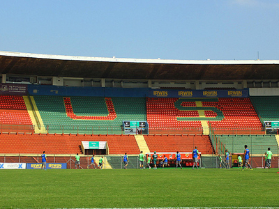 View Of Estádio Do Canindé