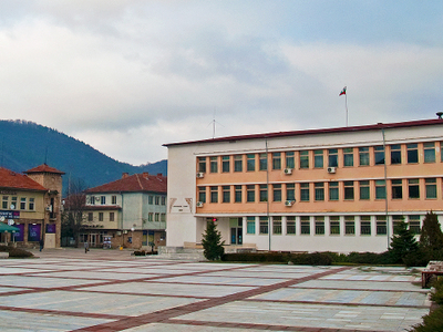 Etropole Town Hall
