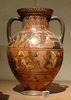 Etruscan Amphora Louvre