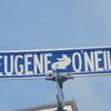 Eugene Neill Street In New London