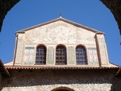 Episcopal Complex Of The Euphrasian Basilica