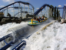 Poseidon Water Ride