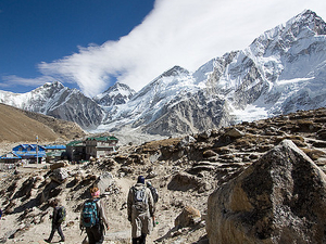 Everest Base Camp Classic Trek Photos