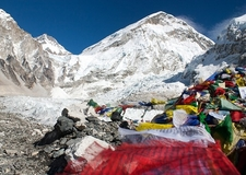 Everest Base Camp - Nepal Himalayas