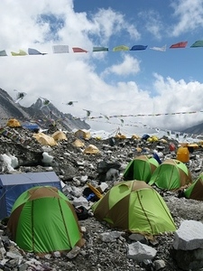 Everest Base Camp - Sagarmatha NP Nepal