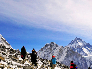 Everest Base Camp Trek, Nepal Photos