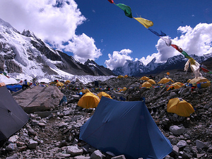 Everest Base Camp Trek Photos
