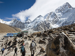 Everest Base Camp Overland Tour