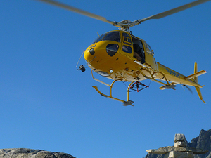 Everst Helicopter Tour Photos