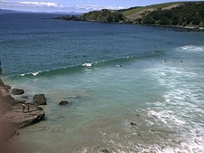 Excellent Swimming At Fish Rock Beach