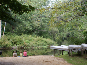 Exeter Elms Campground