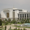 Exhibition Center Ashgabat