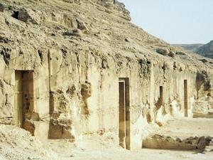 Beni Hassan Tombs