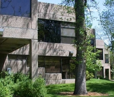 Exterior Of Fort Collins Public Library
