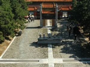 Eastern Qing Tombs
