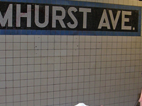 Elmhurst Avenue Station