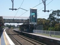 Engadine Railway Station