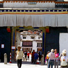 Entrance To Tashilhunpo Monastery