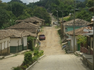 A Street In Erandique