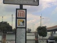 Metro Oceanía