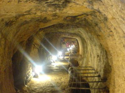 Tunnel of Eupalinos, Pythagoreio, Greece Tourist Information