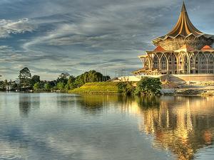 Travel to Borneo Kuching Sarawak Photos