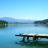 Faaker See, Carinthia, Austria