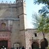 Facade Of The Monastery Of San Miguel Arcngel