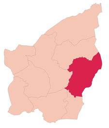Faetanos Location In San Marino