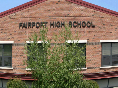 Fairport High School Photo