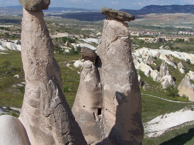 Fairy Chimneys Göreme - Turkey