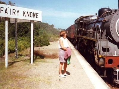 Fairy  Knowe Station