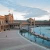 Famous Plaza De Espana - Sevilla - Andalusia