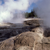 Fan And Mortar Geysers - Yellowstone - USA