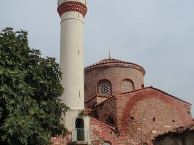 Fatih Mosque Zeytinbagi